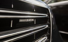 Обои автомобили Mercedes-Maybach S 560 4MATIC US-spec - 2017