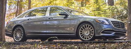 Mercedes-Maybach S 560 4MATIC US-spec - 2017