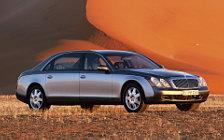 Обои автомобили Maybach 62 - 2002
