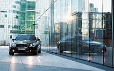 Обои автомобили Maybach 62S - 2006