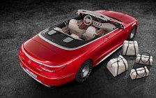 Обои автомобили Mercedes-Maybach S 650 Cabriolet - 2017