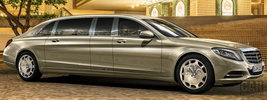 Mercedes-Maybach S 600 Pullman - 2016