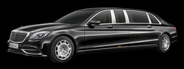 Mercedes-Maybach S 650 Pullman - 2018