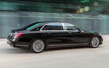 Обои автомобили Mercedes-Maybach S 560 - 2017
