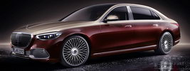 Mercedes-Maybach S 580 - 2021