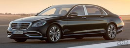 Mercedes-Maybach S 650 - 2017