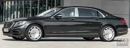 Mercedes-Maybach S600 - 2015
