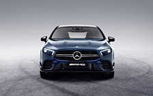 Обои автомобили Mercedes-AMG A 35 L 4MATIC China-spec - 2019