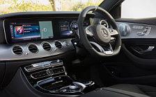 Обои автомобили Mercedes-AMG E 63 S 4MATIC+ UK-spec - 2017