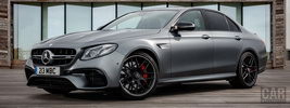 Mercedes-AMG E 63 S 4MATIC+ UK-spec - 2017