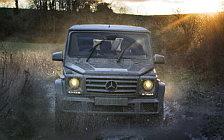 Обои автомобили Mercedes-Benz G 350 d UK-spec - 2009