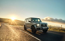 Обои автомобили Mercedes-AMG G 63 UK-spec - 2018