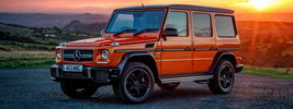 Mercedes-AMG G 63 Colour Edition UK-spec - 2016