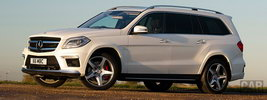 Mercedes-Benz GL63 AMG UK-spec - 2014