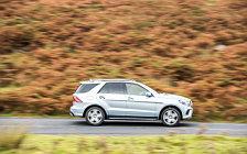 Обои автомобили Mercedes-Benz GLE 500 e 4MATIC AMG Line UK-spec - 2015
