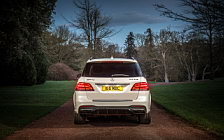 Обои автомобили Mercedes-AMG GLE 63 S 4MATIC UK-spec - 2016