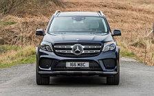 Обои автомобили Mercedes-Benz GLS 350 d 4MATIC AMG Line UK-spec - 2016