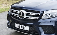 Обои автомобили Mercedes-Benz GLS 350 d 4MATIC AMG Line UK-spec - 2016
