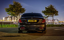 Обои автомобили Mercedes-Benz S 350 d AMG Line UK-spec - 2017