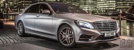 Mercedes-Benz S300 BlueTEC Hybrid AMG Sports Package UK-spec - 2014