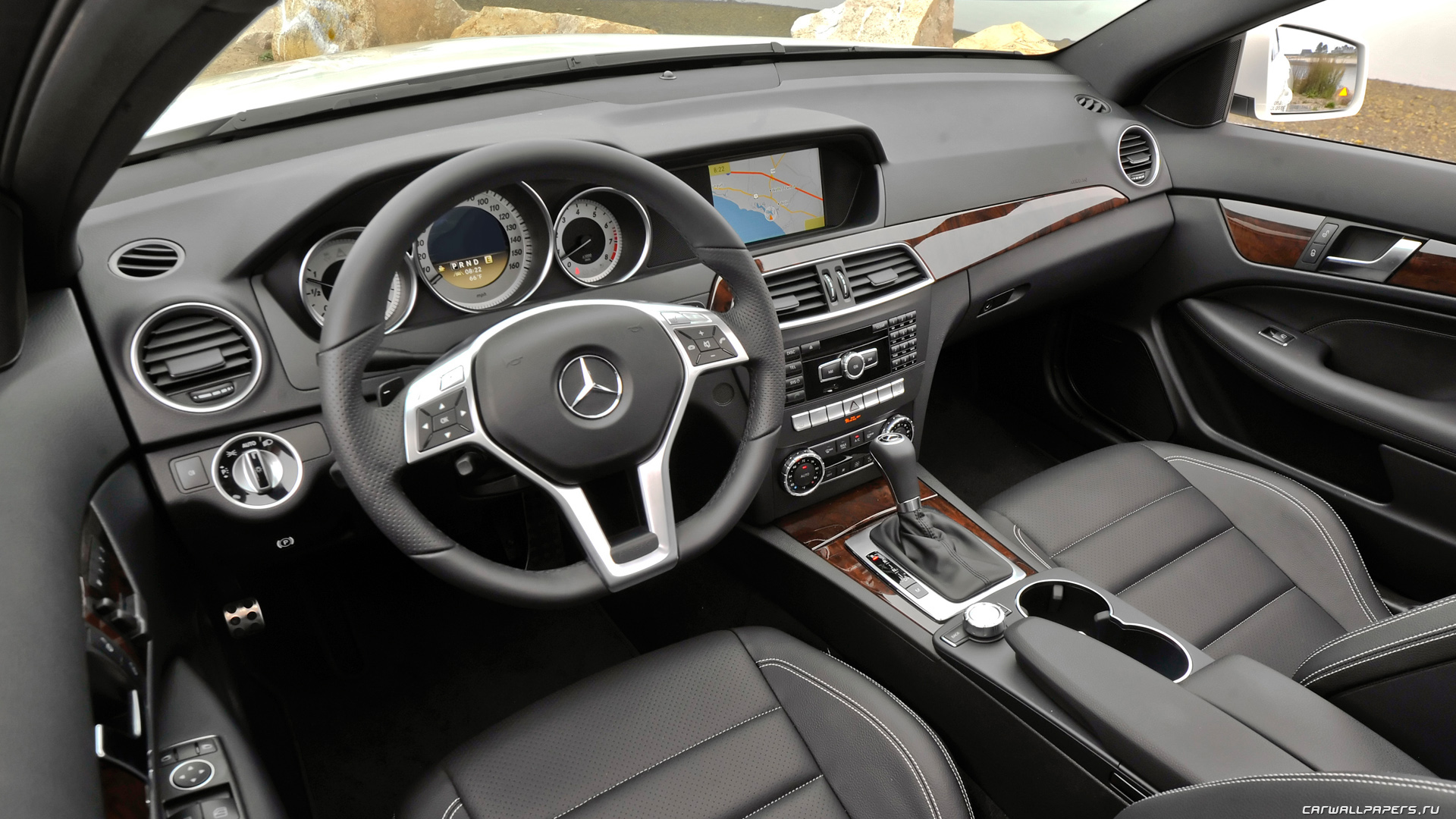 2012 mercedes c350 coupe
