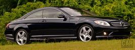 Mercedes-Benz CL550 4MATIC - 2009
