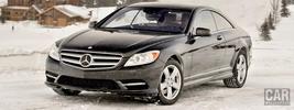 Mercedes-Benz CL550 4MATIC US-spec - 2012