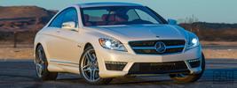 Mercedes-Benz CL63 AMG US-spec - 2013