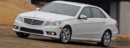 Mercedes-Benz E350 BlueTEC - 2011