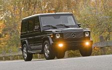 Обои автомобили Mercedes-Benz G500 - 2009
