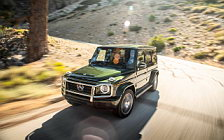 Обои автомобили Mercedes-Benz G 550 US-spec - 2018