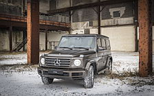 Обои автомобили Mercedes-Benz G-class US-spec - 2018