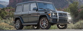 Mercedes-AMG G65 US-spec - 2016