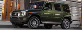 Mercedes-Benz G 550 US-spec - 2018