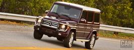 Mercedes-Benz G550 - 2013