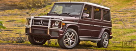 Mercedes-Benz G63 AMG US-spec - 2013