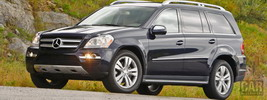 Mercedes-Benz GL450 US-spec - 2010