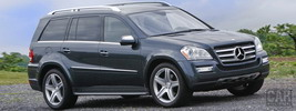 Mercedes-Benz GL550 US-spec - 2010
