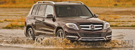 Mercedes-Benz GLK250 BlueTEC US-spec - 2013