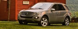 Mercedes-Benz ML320 BlueTEC - 2009