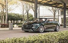 Обои автомобили Mercedes-AMG S 65 Cabriolet US-spec - 2018