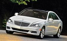 Обои автомобили Mercedes-Benz S350 BlueTEC 4MATIC - 2012