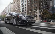 Обои автомобили Mercedes-AMG S 63 4MATIC+ US-spec - 2017