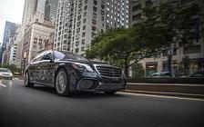 Обои автомобили Mercedes-AMG S 65 US-spec - 2017