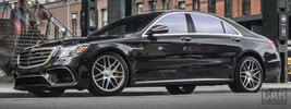 Mercedes-AMG S 63 4MATIC+ US-spec - 2017