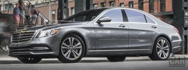 Mercedes-Benz S 450 4MATIC US-spec - 2017