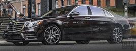 Mercedes-Benz S 560 4MATIC AMG Line US-spec - 2017