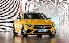 Обои автомобили Mercedes-AMG A 35 4MATIC - 2018
