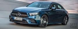 Mercedes-AMG A 35 4MATIC Sedan - 2019