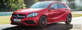 Mercedes-AMG A 45 4MATIC - 2015
